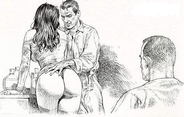 2 femmes offrent leur cul en meme temps - 3 part 3